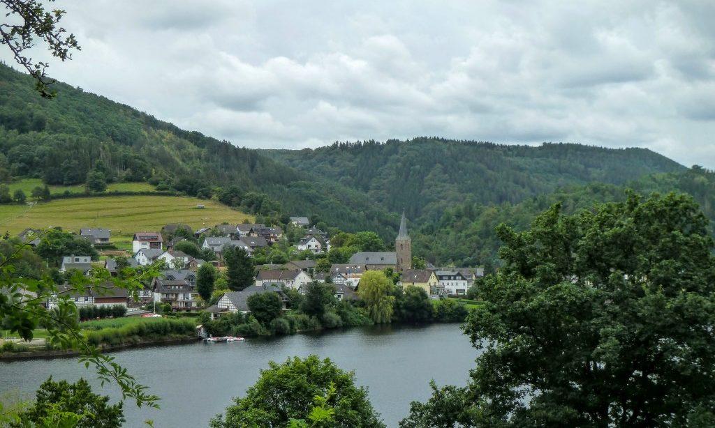 Rurberg in de Eifel - deWandelgroepEuregio